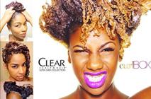 CLEAR Ultra Shea Curlbox Challenge